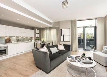 Thumbnail 2 bed flat for sale in Manhattan Plaza, Canary Wharf, London
