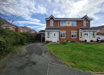 Thumbnail 4 bed semi-detached house for sale in Hexham Close, Netherton, Bootle