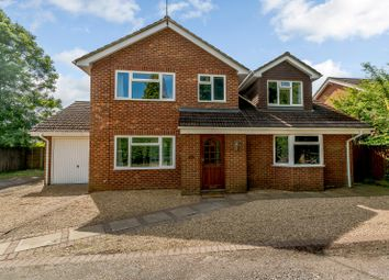 Thumbnail 5 bed detached house for sale in Little Green Lane, Wrecclesham, Farnham