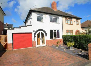 Thumbnail 3 bed semi-detached house for sale in Frances Avenue, Wrexham