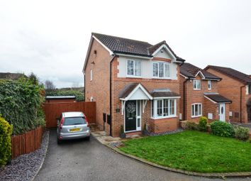 Thumbnail 3 bed detached house for sale in White Cross Avenue, Cudworth, Barnsley