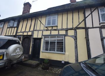 Thumbnail 2 bedroom terraced house to rent in Angel Street, Hadleigh, Ipswich