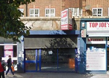 Retail premises to let in 262, Brixton Hill, Brixton SW2