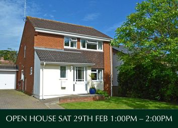 Thumbnail 4 bed detached house for sale in Malt Field, Lympstone, Exmouth