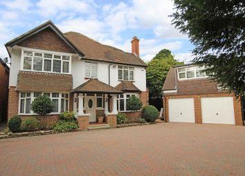 Thumbnail 6 bed detached house for sale in Elm Close, Bassett Avenue, Southampton