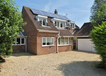 Thumbnail 4 bed detached house for sale in Bergamot Close, Manton, Marlborough