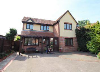 Thumbnail 4 bed detached house for sale in Brimfield Road, Purfleet