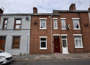 Thumbnail 3 bed terraced house for sale in Anson Street, Barrow In Furness, Cumbria