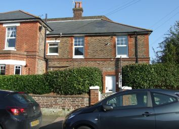 Thumbnail 2 bed flat to rent in Motcombe Road, Motcombe, Old Town
