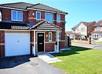 Thumbnail 4 bedroom detached house for sale in Parnham Drive, Hull