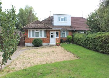 Thumbnail 4 bed bungalow for sale in Westwood Lane, Normandy, Surrey