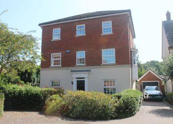5 bed detached house for sale in Olivers Court, Horsmonden, Tonbridge TN12