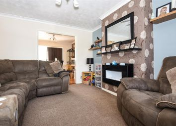 Thumbnail 3 bedroom terraced house for sale in Brighton Road, Crawley