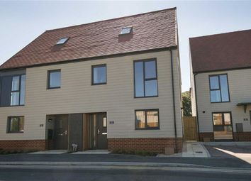 Thumbnail 4 bed semi-detached house for sale in Miltary Road, Folkestone, Kent
