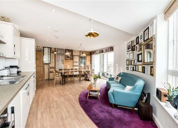 Thumbnail 2 bed flat for sale in 7 Banister Road, Kensal Rise, London