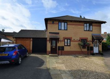 Thumbnail 2 bed semi-detached house for sale in Mallard Drive, Woodford Halse, Northamptonshire