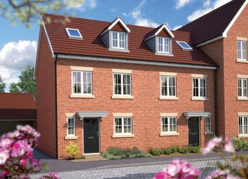 "Thumbnail 3 bed semi-detached house for sale in ""The Findon"" at Fulbeck Avenue, Worthing"