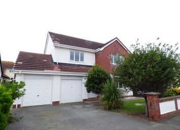 Thumbnail 4 bed detached house for sale in Great Ormes Road, Llandudno, Conwy, North Wales