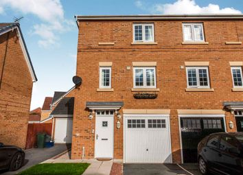 Thumbnail 3 bed town house for sale in Hilden Park, Ingleby Barwick, Stockton-On-Tees