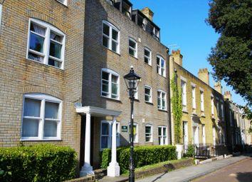Thumbnail 2 bed flat for sale in Bridge Terrace, Albert Road South, Ocean Village, Southampton