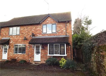Thumbnail End terrace house to rent in Charlotte Way, Marlow, Buckinghamshire