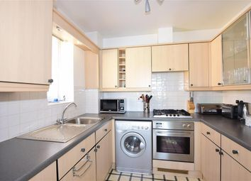 Thumbnail 2 bed flat for sale in Fennel Close, Rochester, Kent