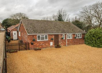 Thumbnail 4 bed detached bungalow for sale in Collins Hill, Fordham, Ely