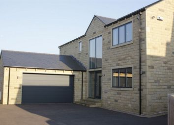 Thumbnail 4 bed detached house for sale in Emley Moor Business Park, Leys Lane, Emley, Huddersfield