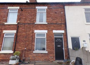 Thumbnail 2 bed terraced house for sale in Leeming Lane South, Mansfield Woodhouse, Mansfield, Nottinghamshire
