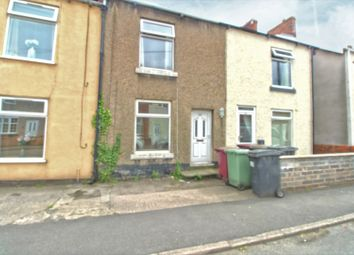 Thumbnail 2 bed terraced house for sale in Chapman Lane, Grassmoor, Chesterfield