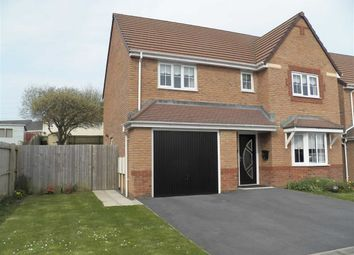 Thumbnail 4 bed detached house for sale in Bryn Uchaf, Bryn, Llanelli