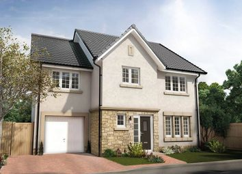 "Thumbnail 4 bed detached house for sale in ""The Bryce"" at Lochside Cottages, Woodburn Avenue, Redding, Falkirk"