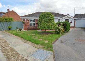 Thumbnail 2 bed bungalow for sale in The Poplars, Brandesburton, Driffield