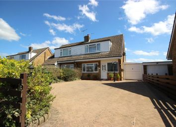 Thumbnail 3 bed semi-detached house for sale in Standish Avenue, Stoke Lodge, Bristol