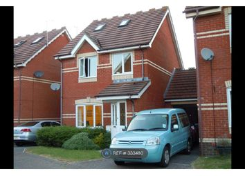 Thumbnail 3 bed detached house to rent in Kingham Close, Chippenham