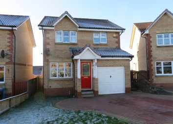 Thumbnail 3 bedroom detached house for sale in Tarbolton Crescent, Airdrie