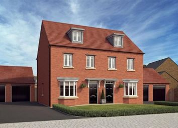 Thumbnail 3 bed semi-detached house for sale in Stonnyland Drive, Lichfield