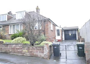 Thumbnail 2 bed detached bungalow for sale in Berlin Road, Hastings, East Sussex