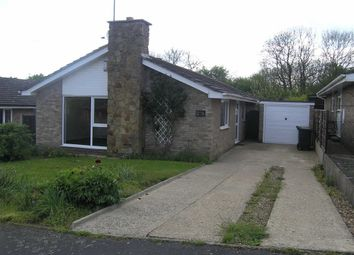 Thumbnail 3 bed detached bungalow to rent in Fallowfield, Redhill Grange, Wellingborough