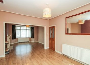 Thumbnail 4 bed semi-detached house to rent in Ladysmith Road, Enfield