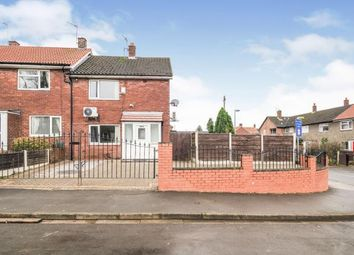 Thumbnail 2 bed end terrace house for sale in Longshaw Drive, Worsley, Manchester, Greater Manchester