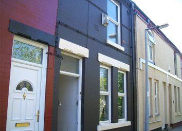Thumbnail 2 bedroom terraced house for sale in Warton Terrace, Bootle, Merseyside