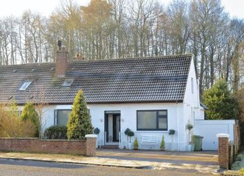 Thumbnail 4 bed semi-detached bungalow for sale in Whinhill Road, Alloway, Ayr