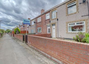 2 bed terraced house for sale in Poplar Street, Ashington NE63