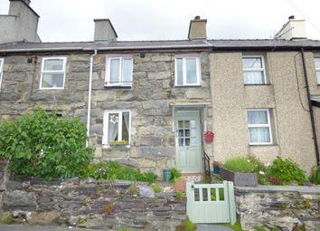 Thumbnail 2 bed terraced house for sale in Cavour Street, Talysarn, Caernarfon, Gwynedd