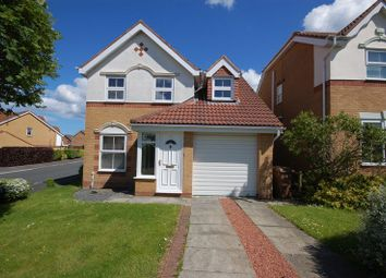 Thumbnail 3 bed detached house for sale in Hauxley, Killingworth, Newcastle Upon Tyne