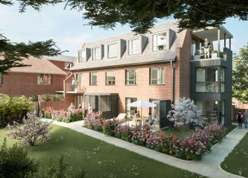 Thumbnail 3 bed flat for sale in Cedar Apartments, College Street, Petersfield