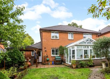 4 bed detached house for sale in Gally Hill Road, Church Crookham, Fleet GU52