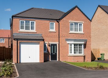 Thumbnail 4 bed detached house for sale in Wetherby Close, Colburn, Catterick Garrison