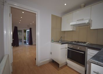 Thumbnail 1 bed flat to rent in Axminster Road, London, Holloway